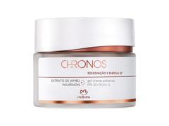 Gel Creme Antissinais 30+ Renovação e Energia Chronos - 40g
