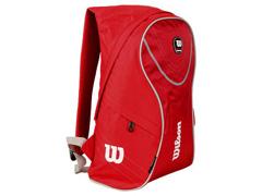 Mochila Wilson Esportiva WTIX12885D - Vermelha - 2