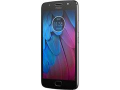 "Smartphone Motorola Moto G5S 4G 32GB Tela 5.2""Duos Câm 16+5MP Platinum - 3"