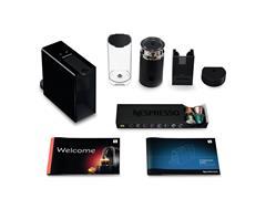Kit Nespresso Essenza Mini Black + Aeroccino3 com Kit Boas Vindas - 9