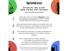 Kit Nespresso Essenza Mini White + Aeroccino3 com Kit Boas Vindas - 1