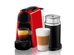 Kit Nespresso Essenza Mini Red + Aeroccino 3 com Kit Boas Vindas - 3