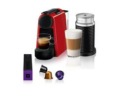 Kit Nespresso Essenza Mini Red + Aeroccino 3 com Kit Boas Vindas - 2