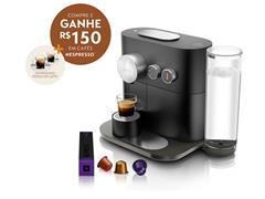 Cafeteira Nespresso Automática com Kit Boas Vindas Expert Black - 0