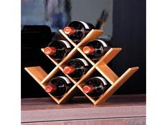 Rack de Mesa para Vinho MOR Bamboo 8 Lugares - 3