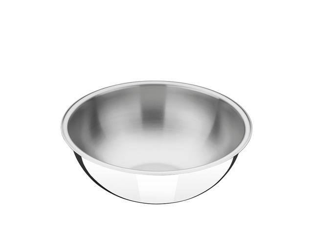 Recipiente Bowl para Preparo Aço Inox 3 Litros Ø 24cm