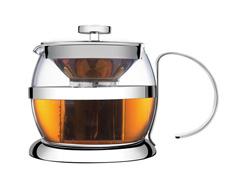 Bule Tramontina para Chá em Vidro 900mL