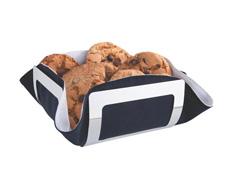 Cesto Tramontina Aço Inox para Biscoitos - 1