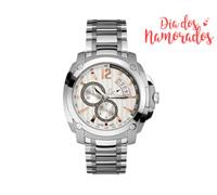 Relógio Gc Masculino Aço - X78001g1s - 0