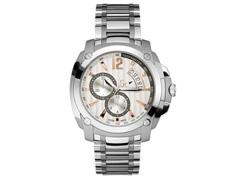 Relógio Gc Masculino Aço - X78001g1s - 1