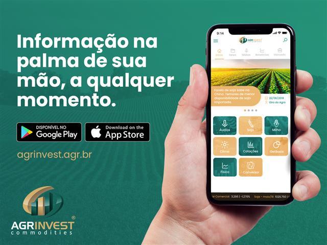 Agrinvest Corporativo - Consultoria em Comercialização de Grãos