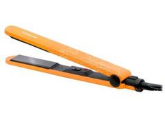 Prancha de Cabelo Mallory Colors Orange Bivolt - 1