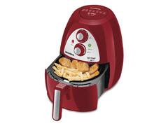 Fritadeira Elétrica Sem Óleo Mondial Inox Red Premium Air Fryer - 1