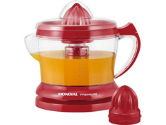 Espremedor de Frutas Mondial Red Premium - 1