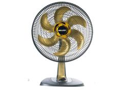 Ventilador Mallory Ts40+ Gold Preto 40cm
