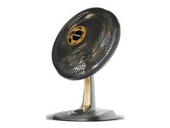 Ventilador Mallory Ts40+ Gold Preto 40cm - 1
