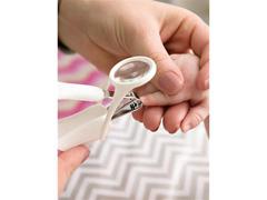 Cortador de Unha Infantil Multikids com Lupa - 1