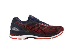 Tênis Asics Gel-Nimbus 19 Peacoat/Red Clay/Peacoat Masculino - 2