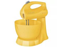 Batedeira Cadence Jolie Colors 3 Velocidades Amarela 220W - 1