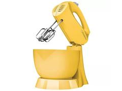 Batedeira Cadence Jolie Colors 3 Velocidades Amarela 220W - 2