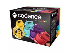 Batedeira Cadence Jolie Colors 3 Velocidades Amarela 220W - 5