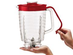 Liquidificador Philips Walita Viva 700W Problend Vermelho - 6