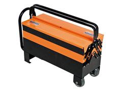 Caixa de Ferramentas Sanfonada Tramontina PRO Cargobox com 65 Peças - 2
