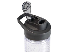 Squeeze Plástico com Infusor Transparente 800ml - 3