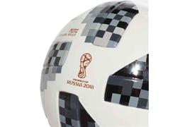 Bola Campo Adidas TOP Glider Copa do Mundo 18 * Branco - 3