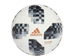 Bola Campo Adidas TOP Glider Copa do Mundo 18 * Branco
