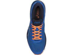 Tênis Asics Gel-Kayano 24 Directoire Blue/Peacoat/H Orange Masc - 4