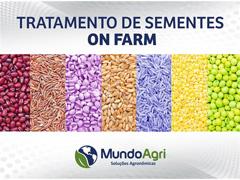 Tratamento de Sementes On Farm - Mundo Agri