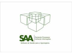 Software SAA ERP Lavoura, Pecuária e Algodoeira
