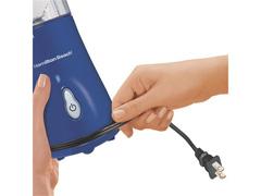 Liquidificador Individual Hamilton Beach 400mL Azul 175W  - 3