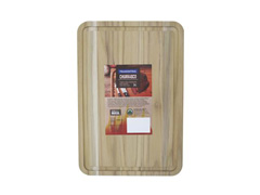 Tábua para Churrasco Tramontina Retangular 40x27 cm