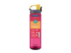Garrafa Tramontina Exata Tritan Rosa 900mL - 2