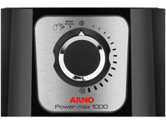 Liquidificador Arno Power Max 1000 15 Velocidades 1000W Preto - 2