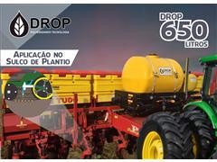 Maq. Drop Cap. 1300 Controle Elétrico (Tandem 650+650 l) - 2