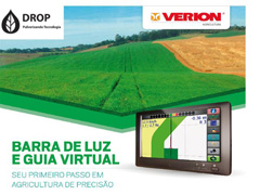 GPS Barra de Luz para Agricultura Guide Smart
