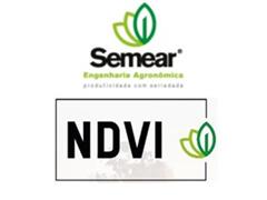 Mapa de índice NDVI - Semear