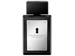 Perfume The Secret Antonio Banderas Eau de Toilette 30ml