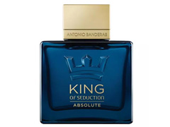 Perfume King of Seduction Absolute Antonio Banderas Eau Toilette 50ml - 0