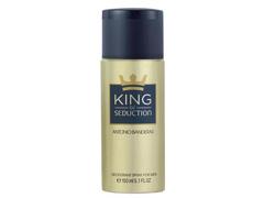 Desodorante  King of Seduction Absolute Spray Antonio Banderas 150ml
