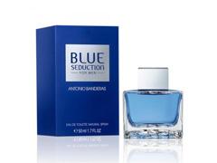 Perfume Blue Seduction Antonio Banderas Masculino Eau de Toilette 50ml - 1