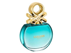 Perfume Colors Blue Benetton Feminino Eau de Toilette 50ml