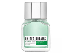 Perfume United Dreams Be Strong Benetton Masculino EauDeToilette 60ml