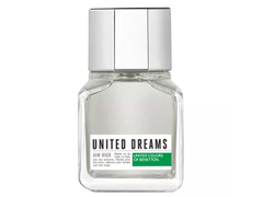 Perfume United Dreams Aim High Benetton Masculino Eau de Toilette 60ml - 0