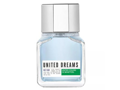Perfume United Dreams Go Far Benetton Masculino Eau de Toilette 60ml