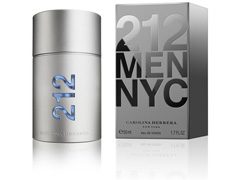 Perfume 212 Men Carolina Herrera Masculino Eau de Toilette 50ml - 1