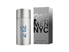 Perfume 212 Men Nyc Carolina Herrera Masculino Eau de Toilette 200ml - 0